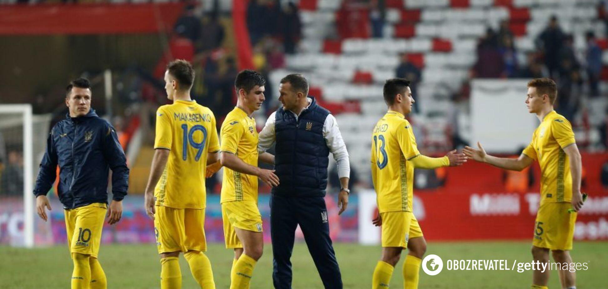 Официально: Шевченко озвучил решение по Ракицкому в сборной Украины