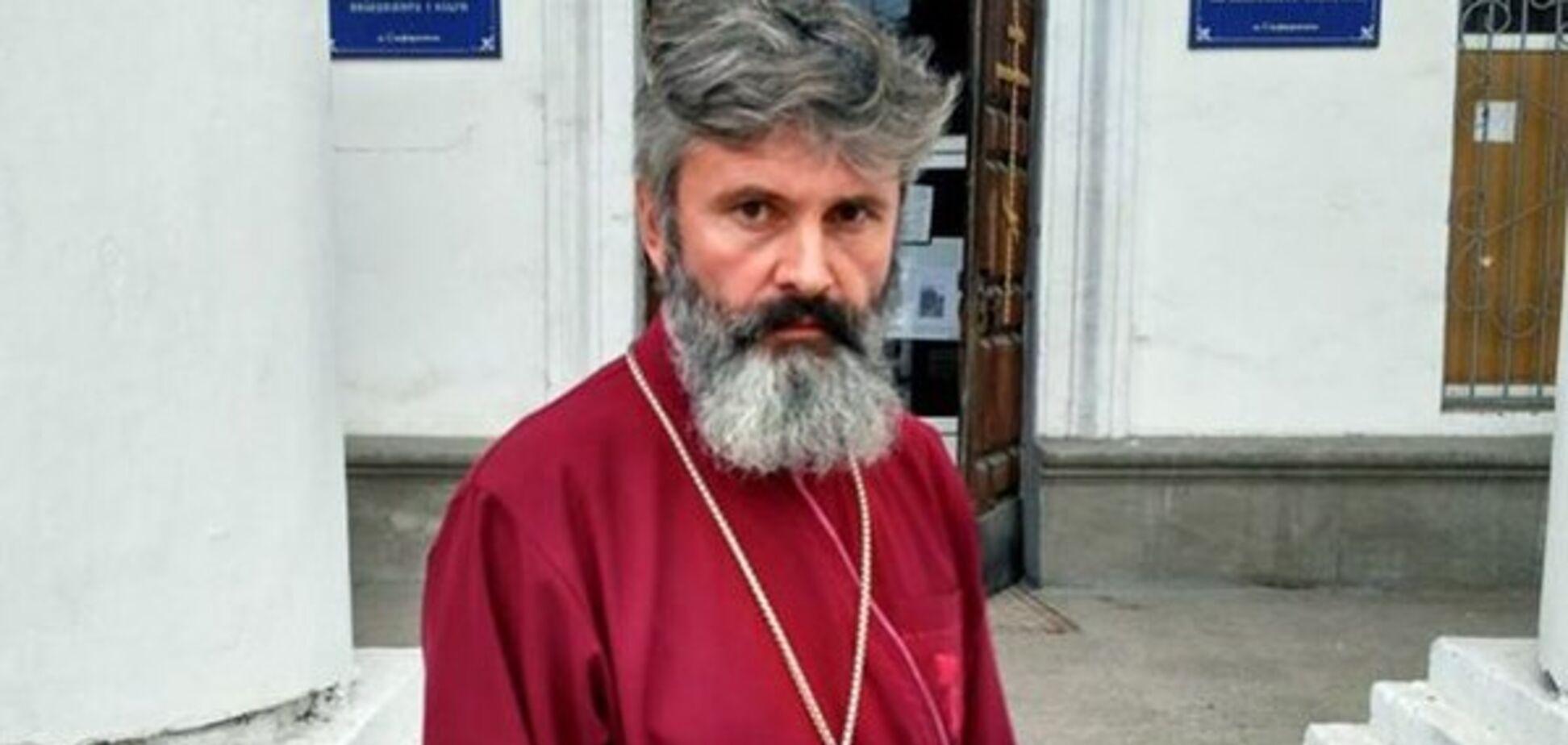 Касир комусь зателефонувала: архієпископ Климент вказав на дивні речі в його затриманні
