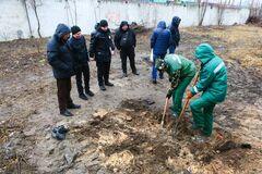 На пустыре в Киеве нашли человеческие останки: фото и видео 18+