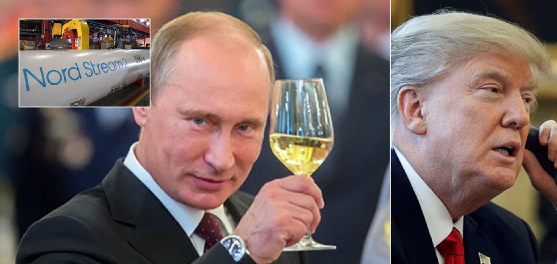 'Газовый' удар Путина по Украине: США не могут остановить РФ