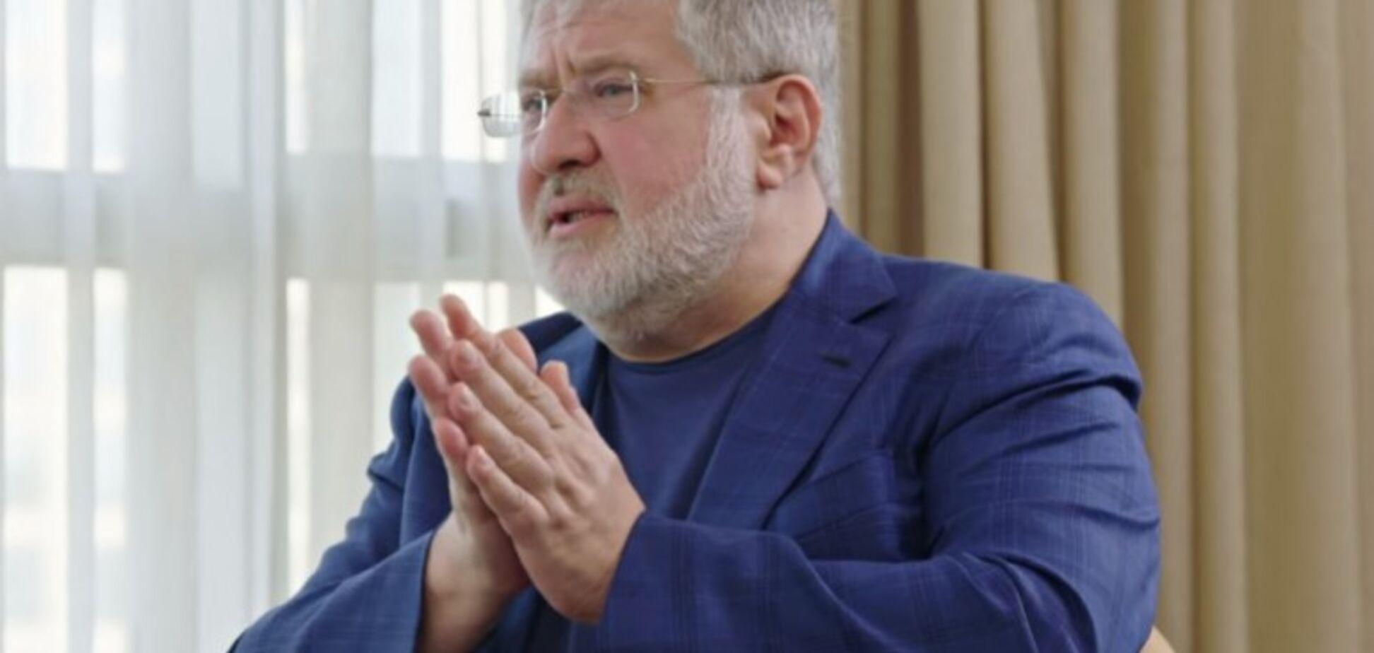 Коломойский впервые публично поддержал Зеленского
