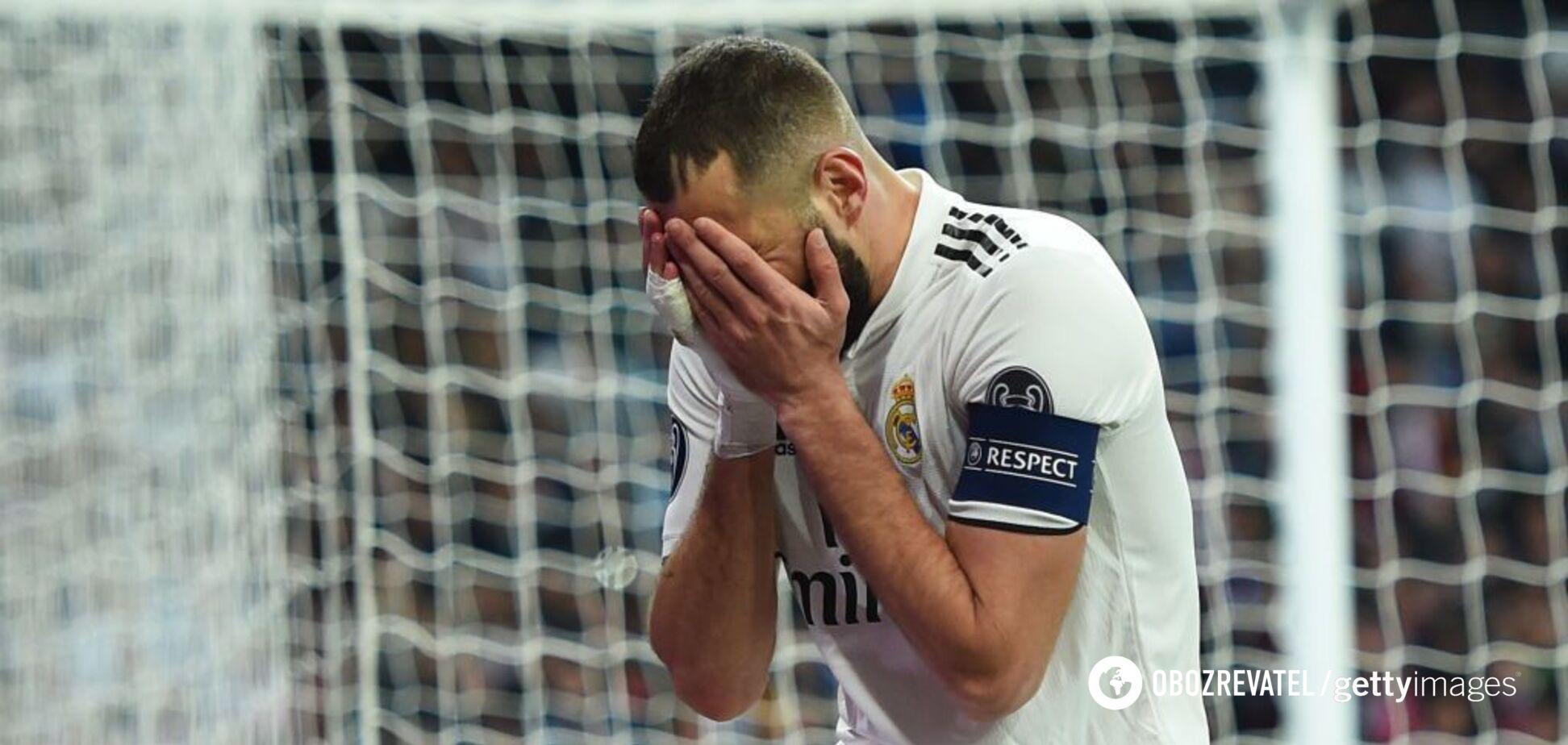 Позорный вылет 'Реала': результаты Лиги чемпионов 5 марта