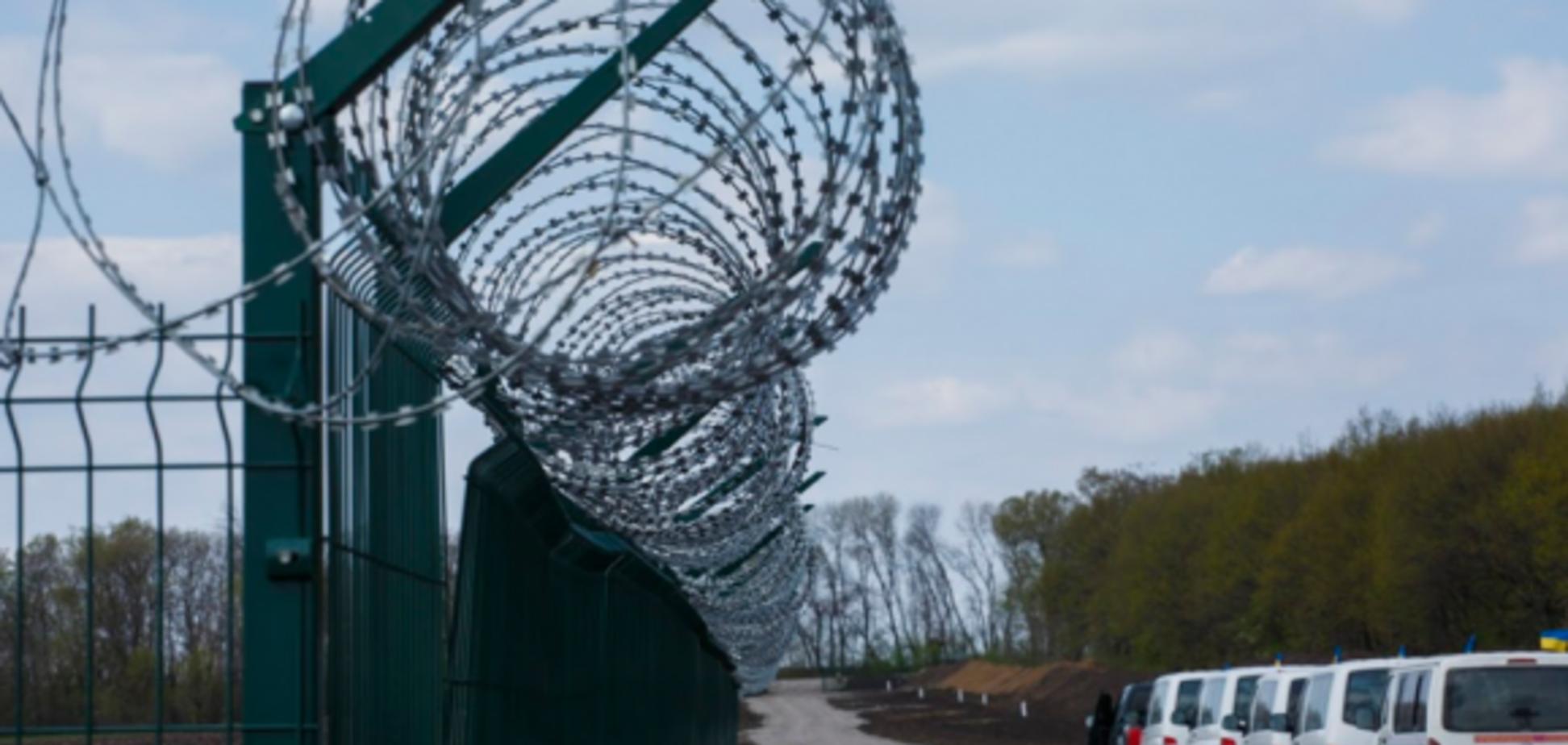 'Стіна' на кордоні з Росією: прикордонники назвали терміни завершення