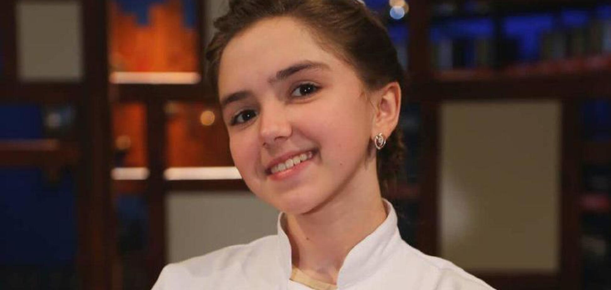 У 14-річної учасниці ''МастерШеф. Діти'' виявили рак: родина просить допомоги