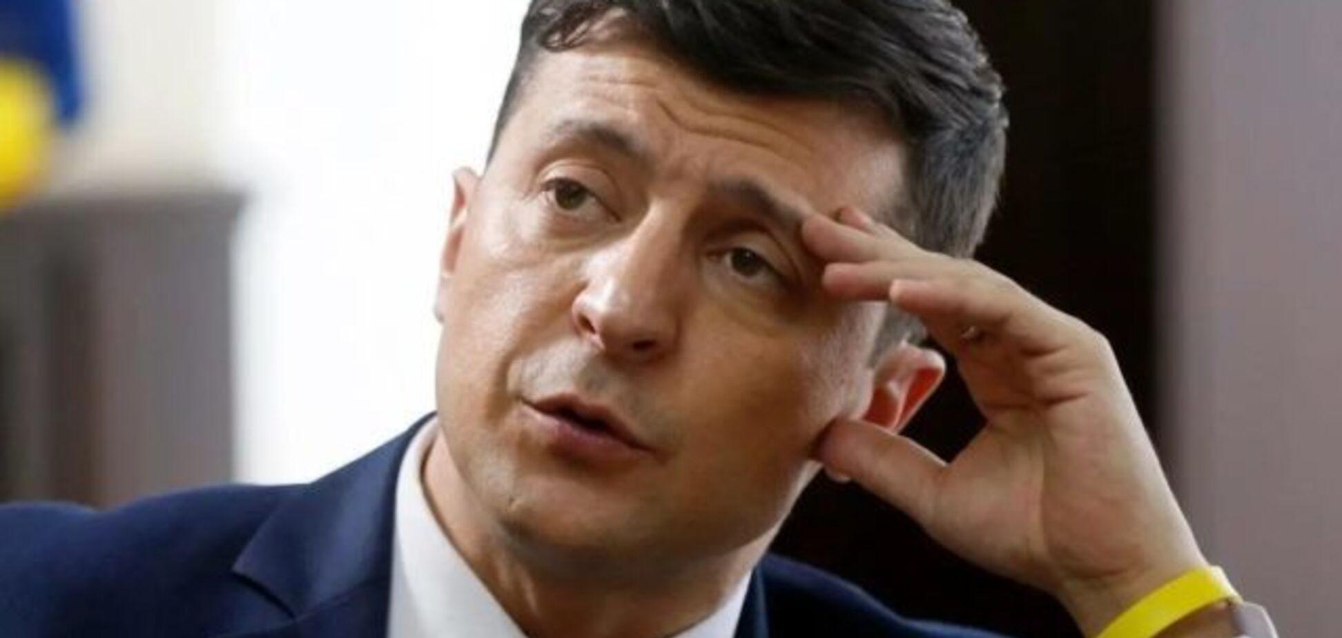 'Это уже не смешно!' Зеленский жестко ответил СБУ на скандал с прослушкой