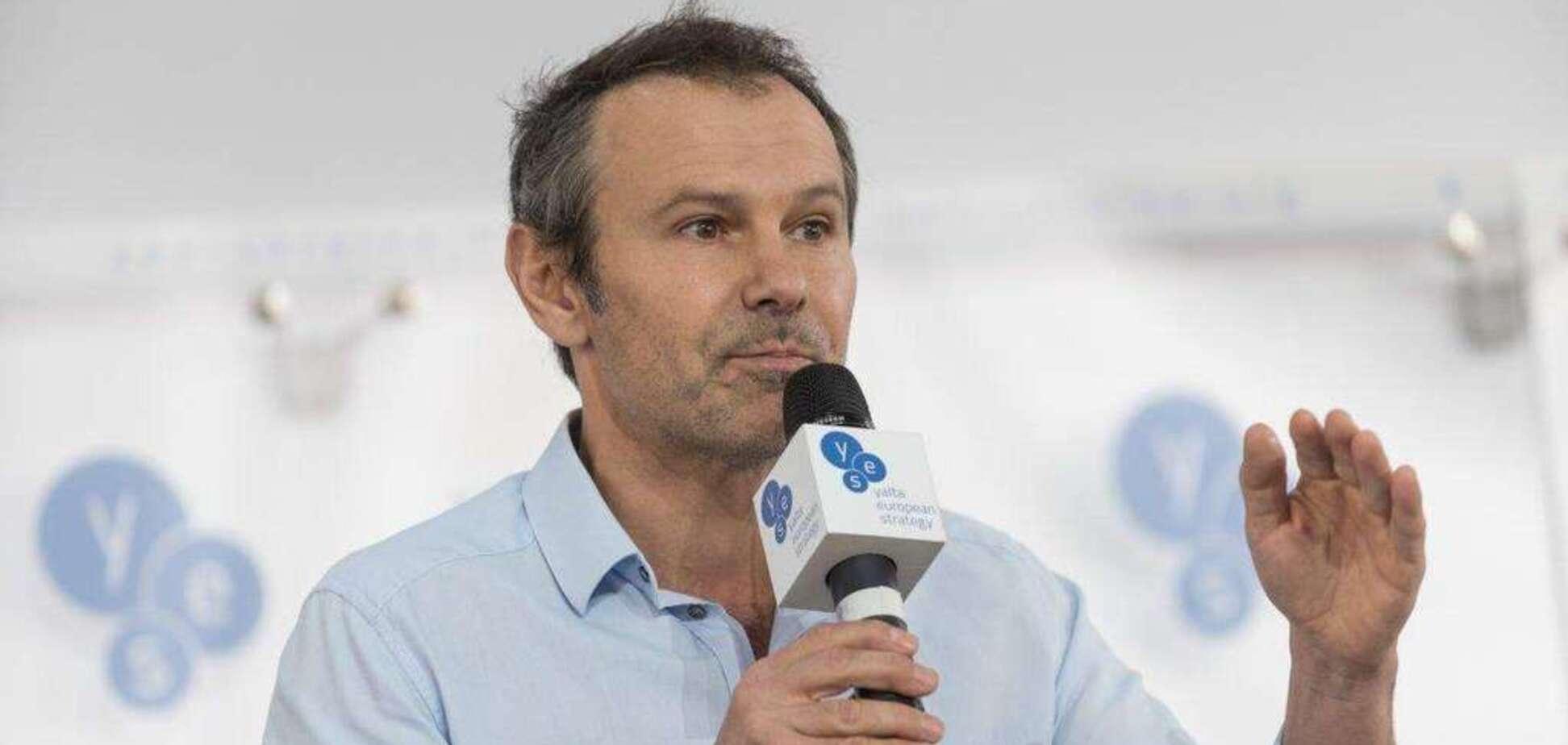У Гриценка розповіли про величезний шанс для Вакарчука