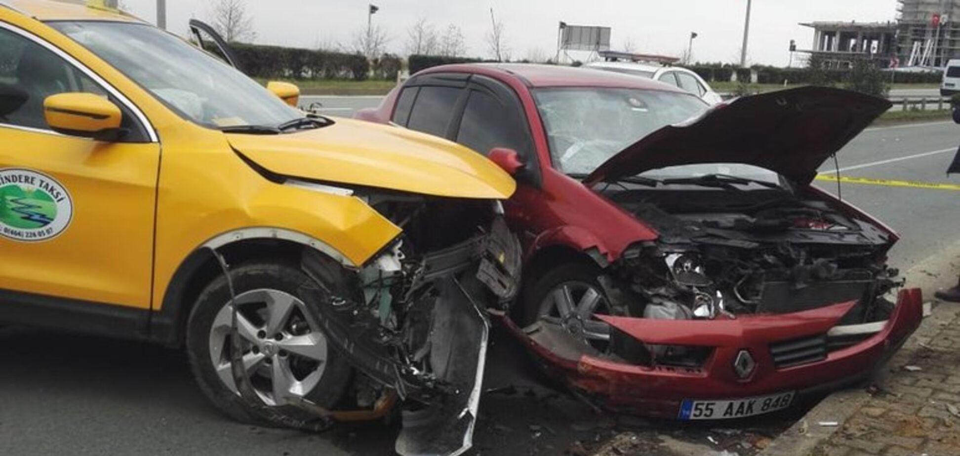 Дружина екс-капітана 'Динамо' потрапила в страшну аварію