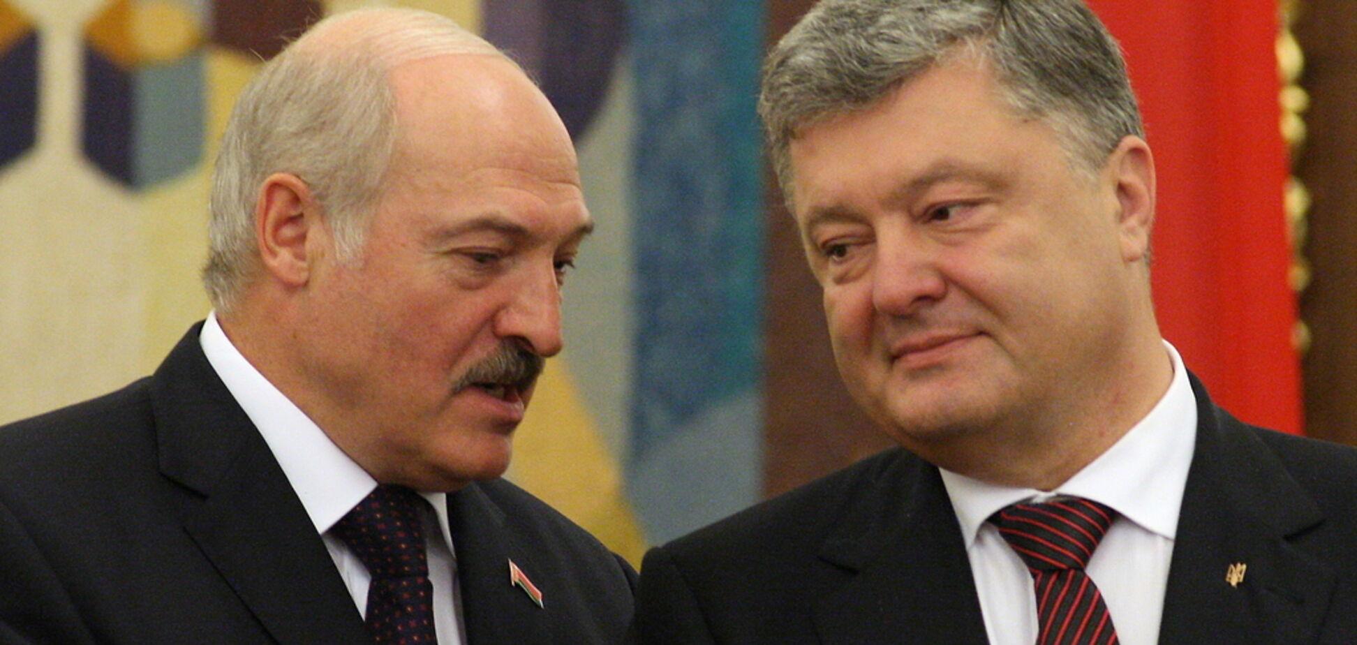 Лукашенко признает Крым украинским