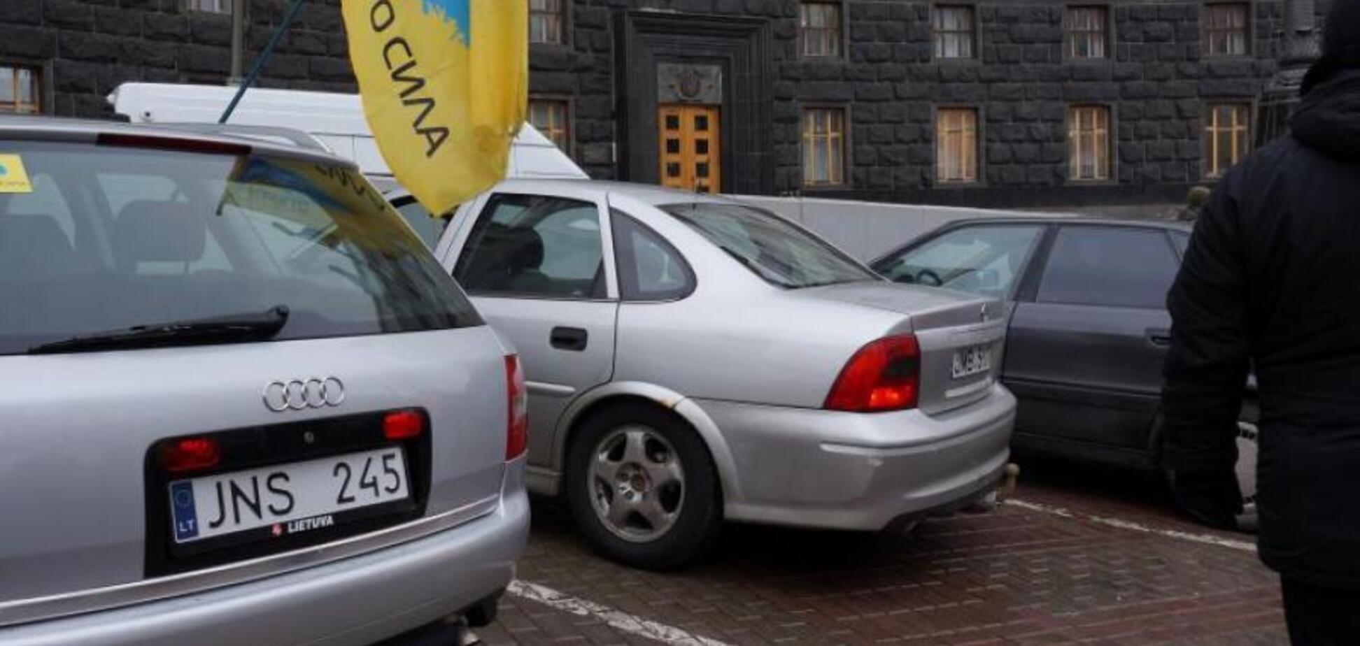 Новая схема с 'еврономерами': в Раде отреагировали на хитрость владельцев