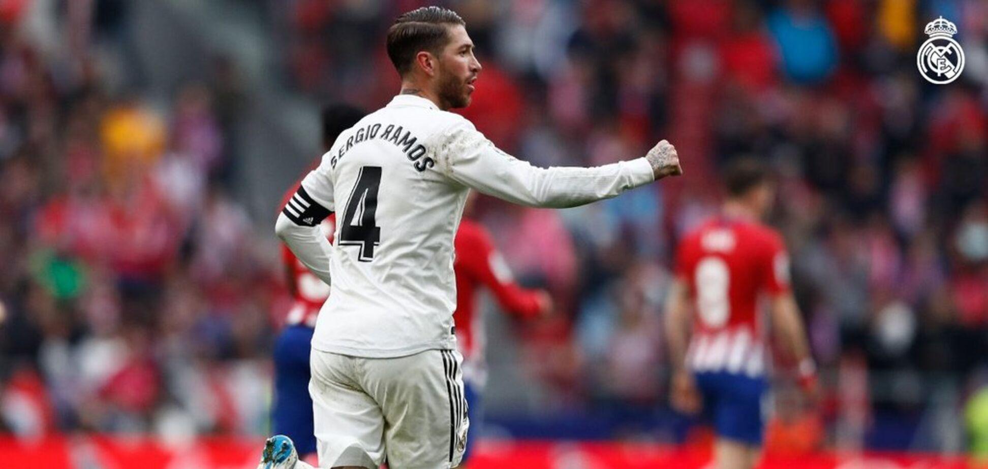 'Заплати мне': капитан 'Реала' вышел из себя после провала в Лиге чемпионов
