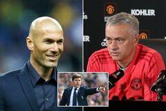 Букмекеры назвали нового тренера 'Реала'