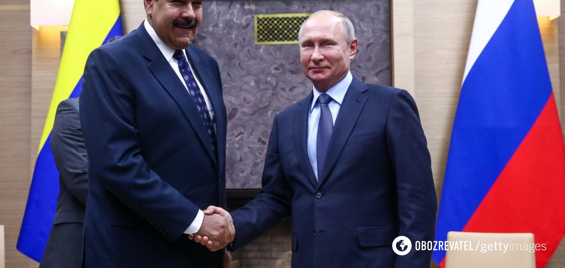 США вдарять по іноземних банках за приховування грошей друга Путіна
