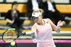 Украинка вышла во второй круг теннисного супертурнира в США
