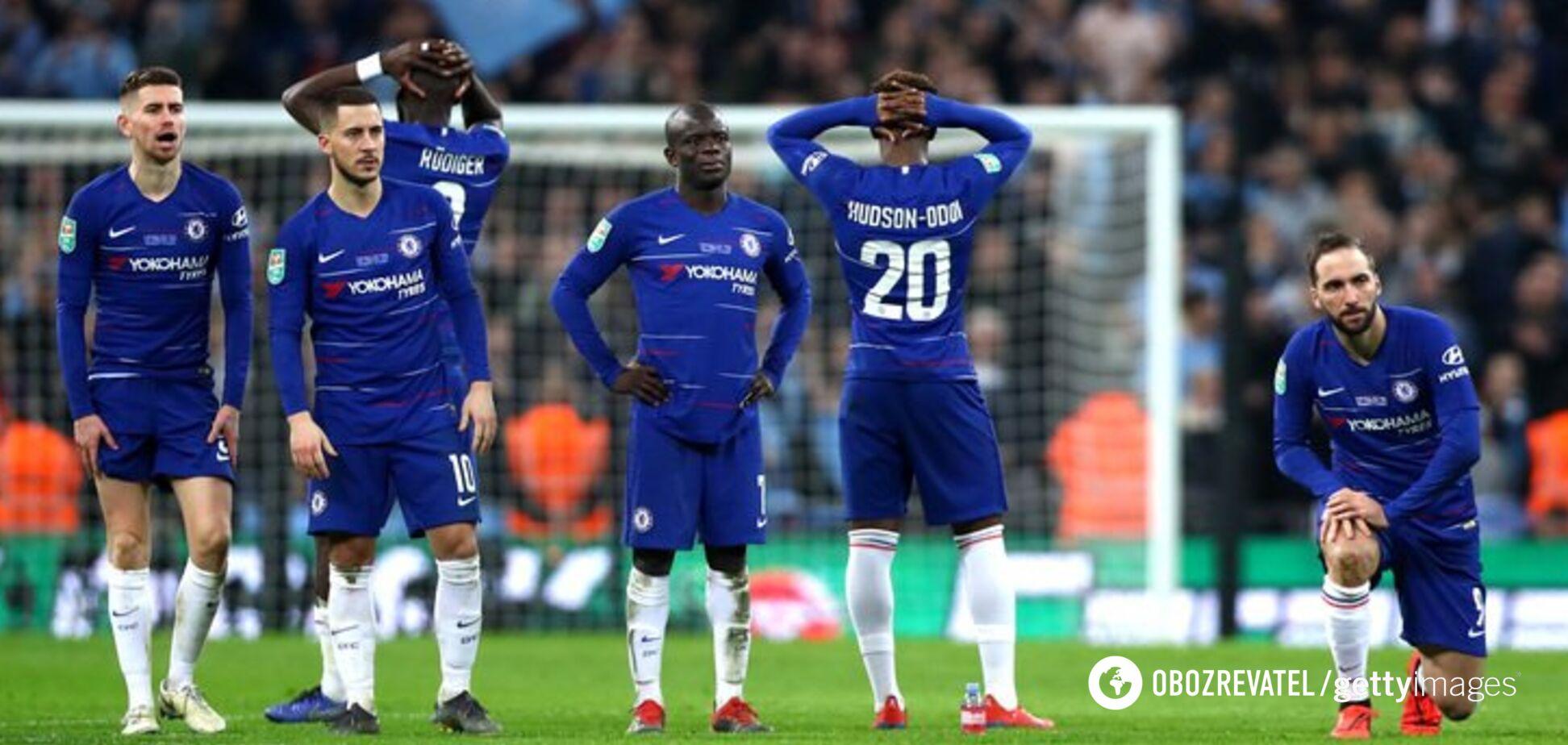 5 скандалів, які послабили 'Челсі' перед матчем із 'Динамо'