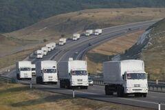 ''Донбасс бессилен'': генерал СБУ объяснил решение Кремля по ''гумконвоям''