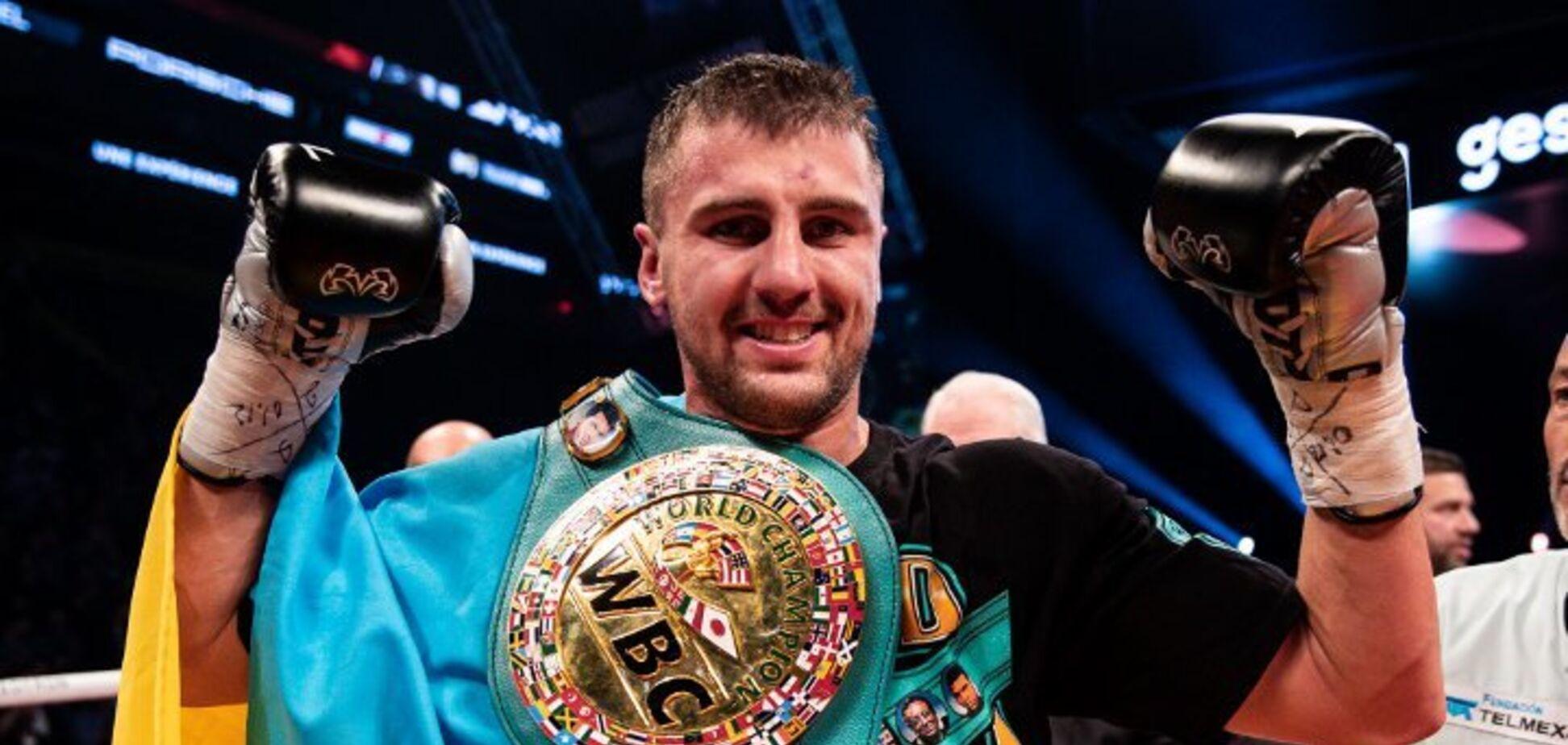 По стопам Усика: украинский боксер может собрать все титулы, побив россиян
