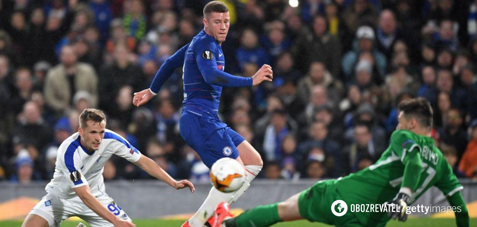Челси – Динамо: смотреть видео-обзор матча Лиги Европы