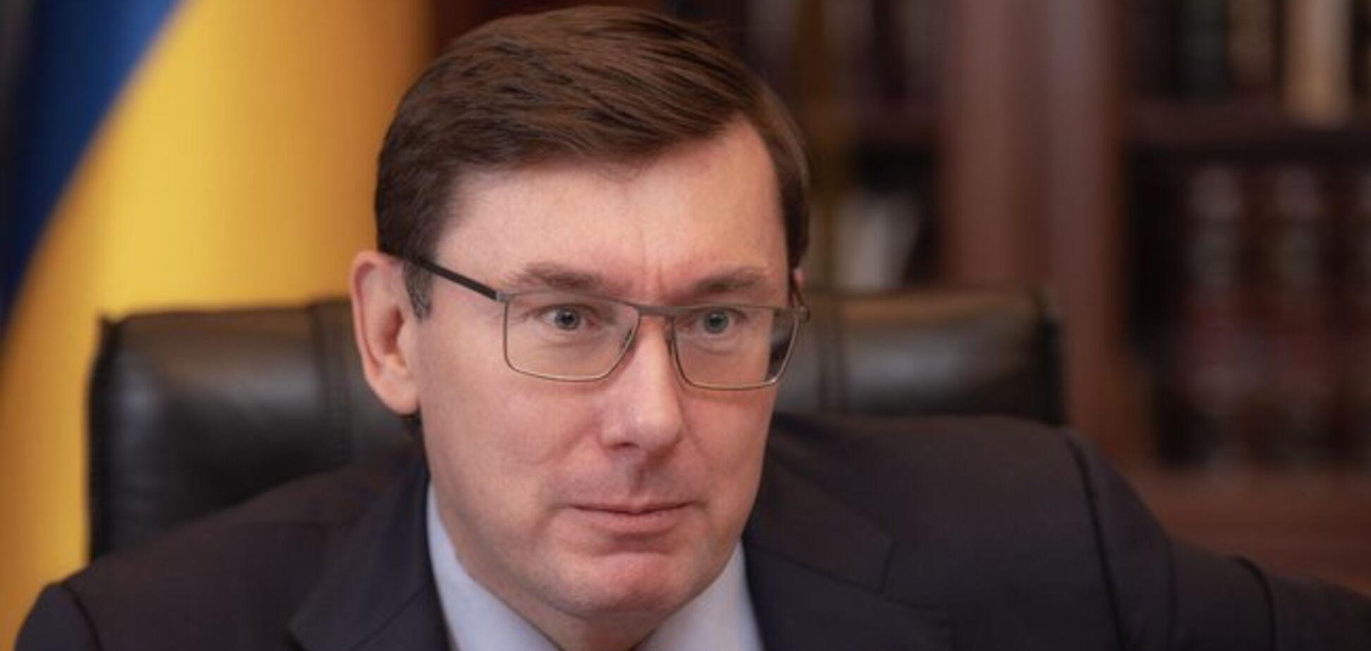 'Гладковський – співучасник корупційної схеми': Луценко прояснив деталі скандалу в оборонці України