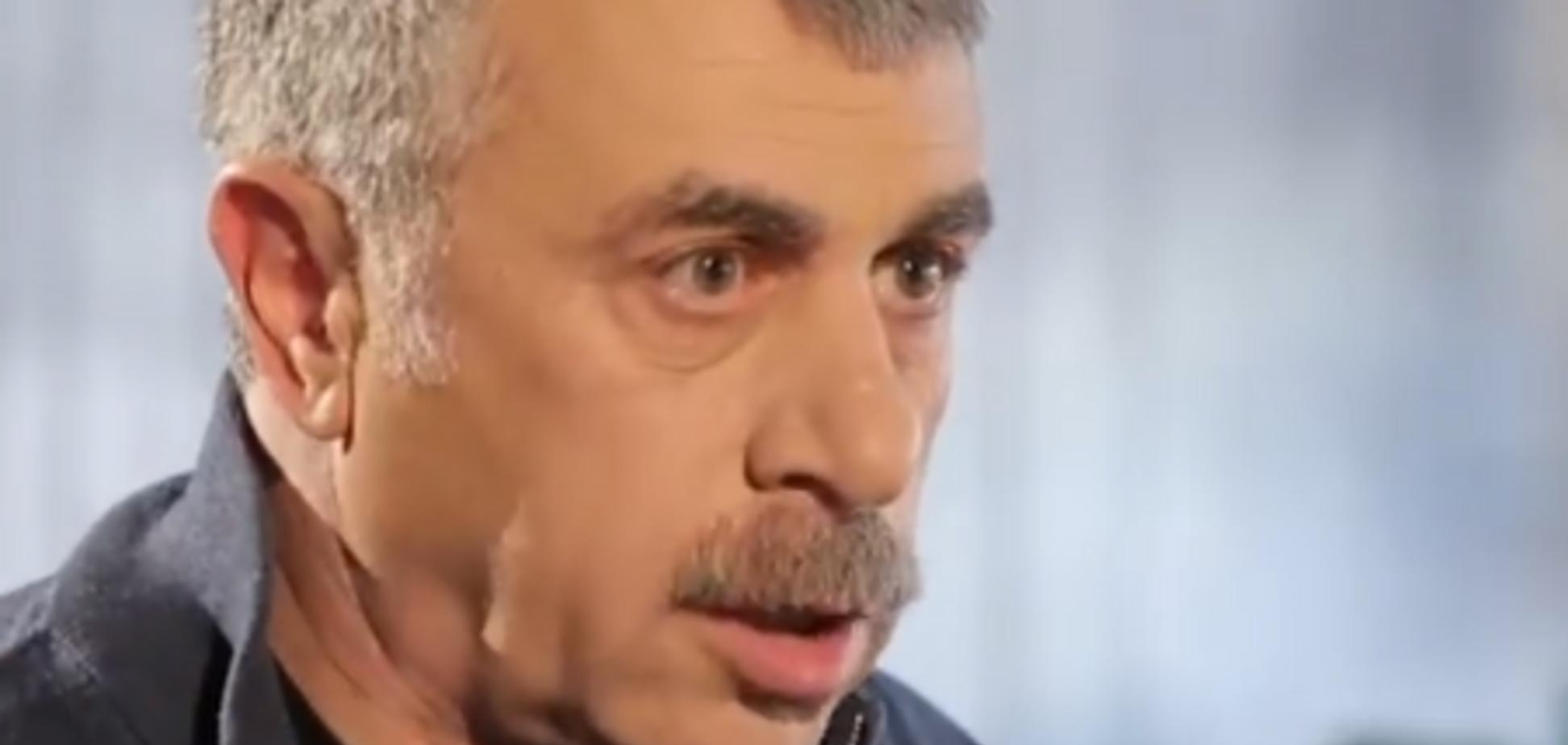 'Не хочу, чтобы мне диктовали, с кем дружить!' Комаровский взорвался из-за русского языка, украинцы возмущены
