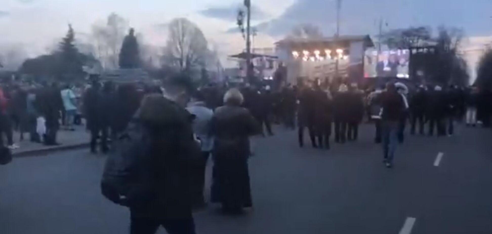 Нацкорпус в Черкассах