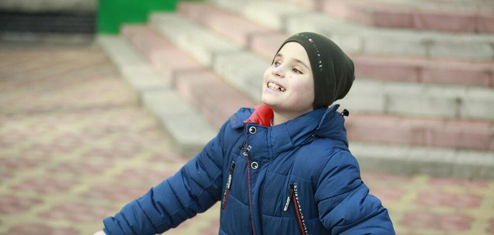 'Исполнилась мечта': как фонд Мунтяна поддерживает детей с инвалидностью