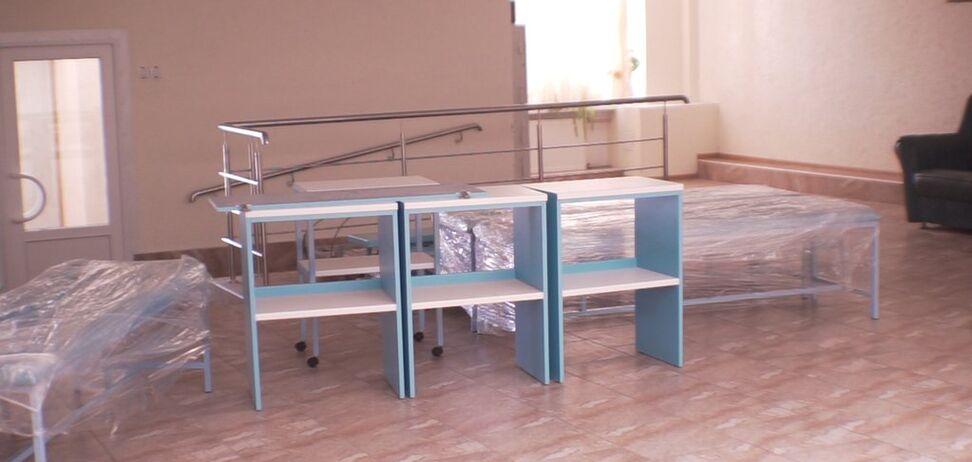 Фонд Мунтяна закупил оборудование в дом-интернат в Днепре