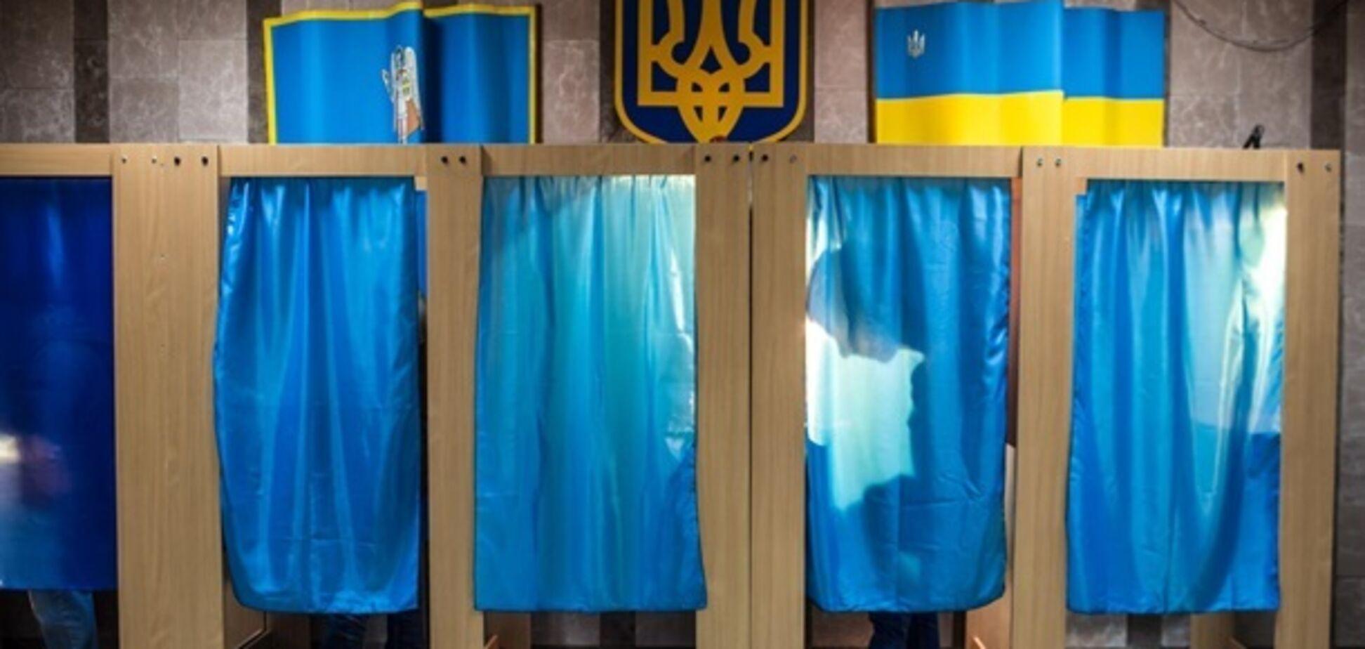 Зеленський, Порошенко і Тимошенко: як голосували регіони