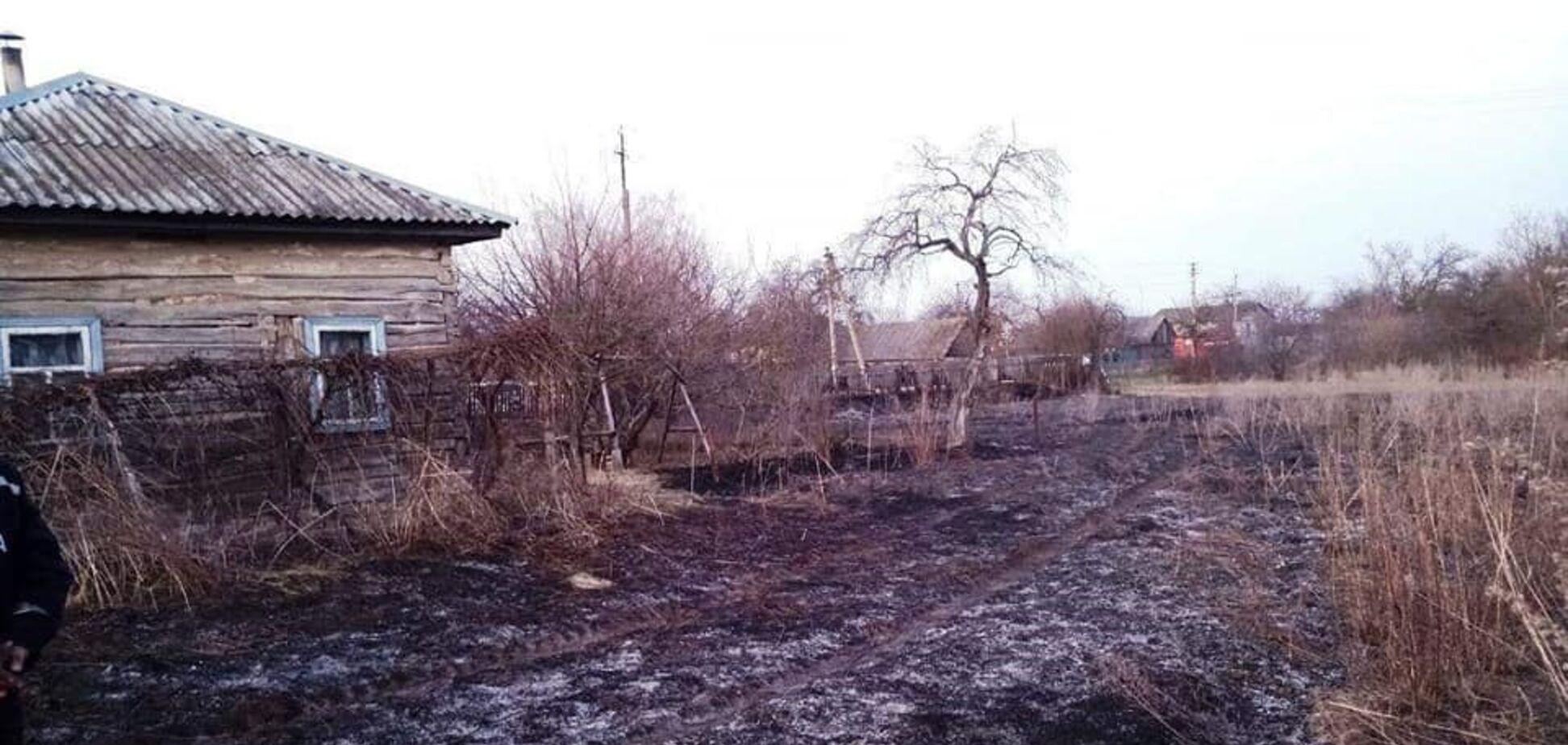 'Цинично избили!' На Черниговщине напали на спасателей во время тушения пожара