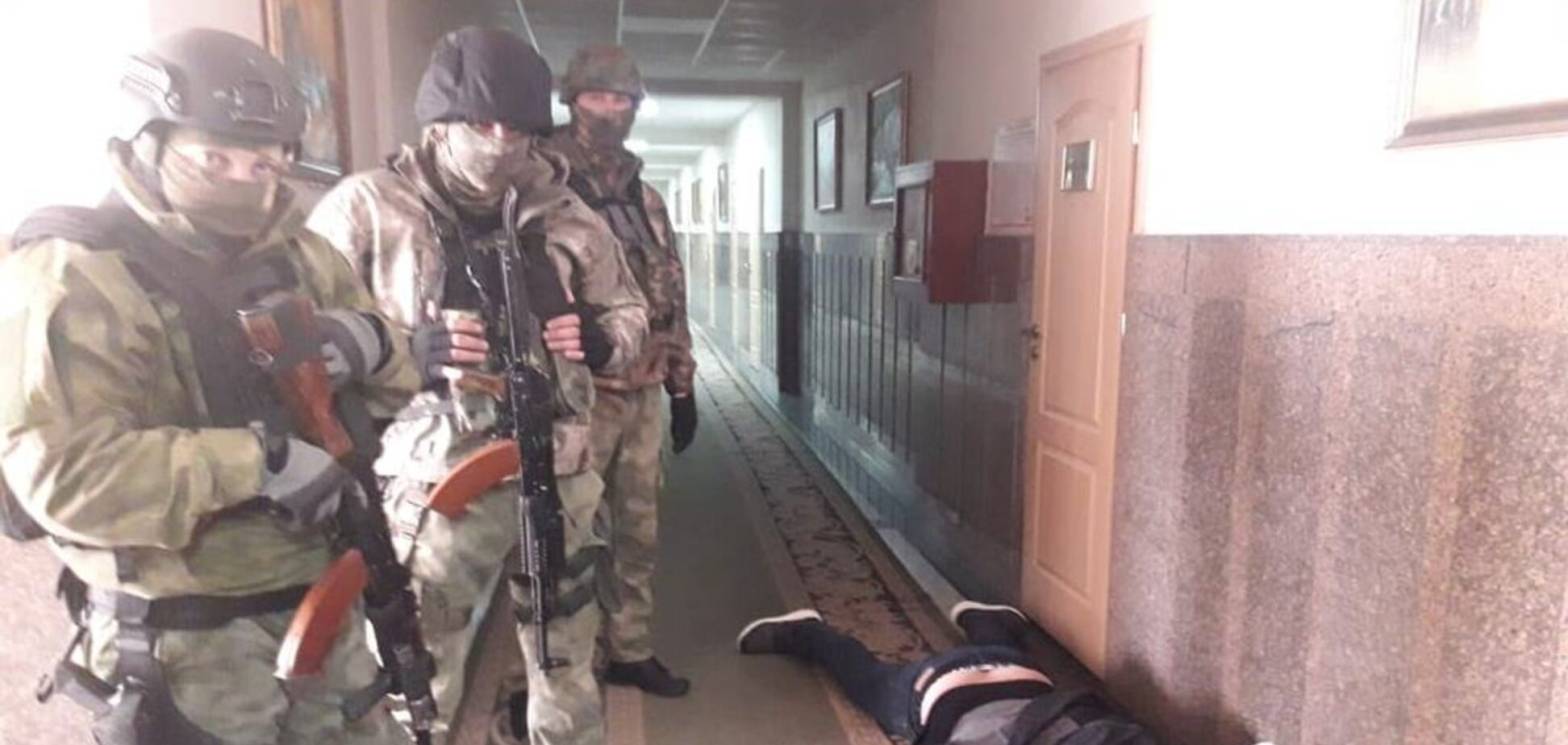 В Одесі розшукуваний бізнесмен організував атаку тітушок і попався