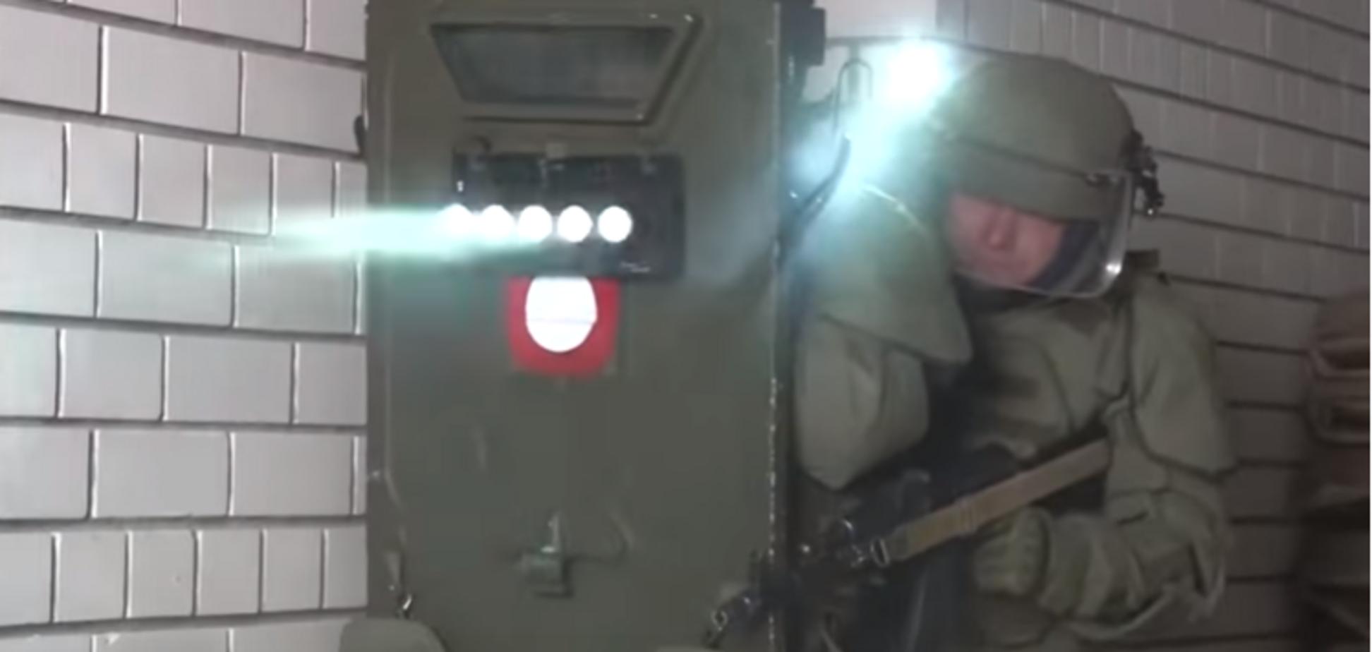 В России похвастались 'галлюциногеным оружием': появилось видео