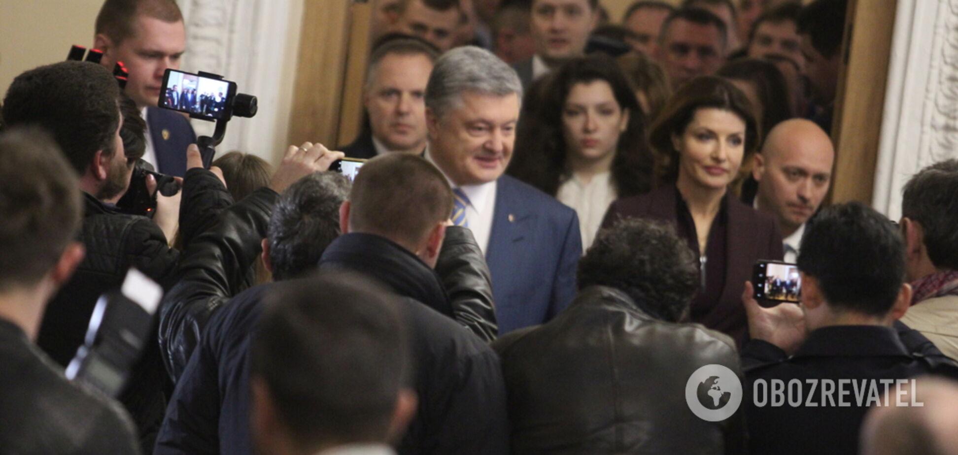 'По приколу': у Порошенка зробили свою ставку на другий тур виборів президента