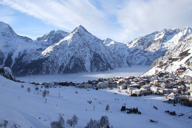 Ученые озвучили жуткую судьбу курортов в Альпах