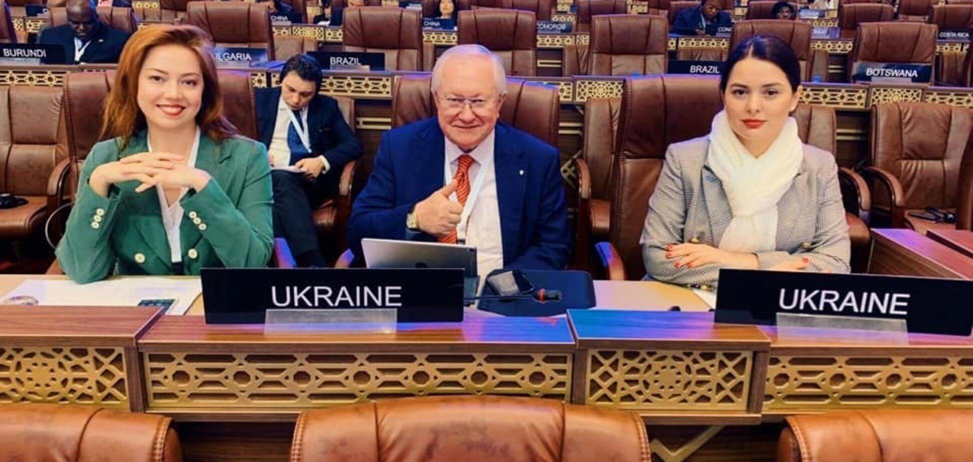 Украина одержала победу в МПС