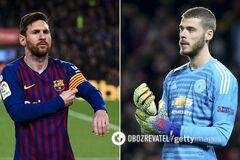 'Манчестер Юнайтед' — 'Барселона': онлайн-трансляція топ-матчу 1/4 фіналу Ліги чемпіонів