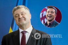 Зеленський vs Порошенко: фізіогноміст розповів, про що свідчить міміка кандидатів