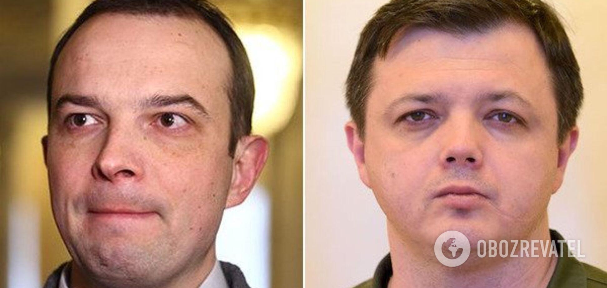 Последние дни 'Самопомочі': Соболев и Семенченко ушли из партии