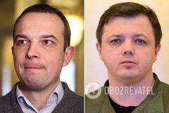 Останні дні 'Самопомочі': Соболєв і Семенченко пішли з партії