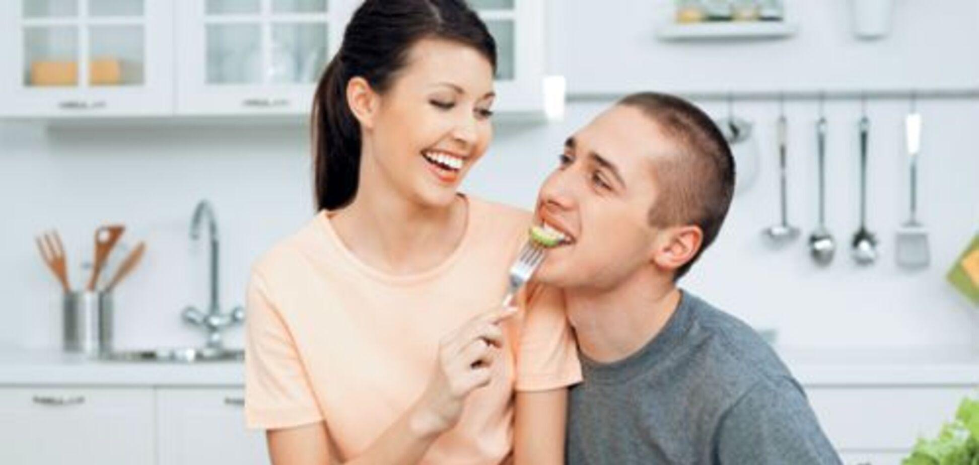 Чем не стоит кормить своего мужчину: советы диетолога ⠀