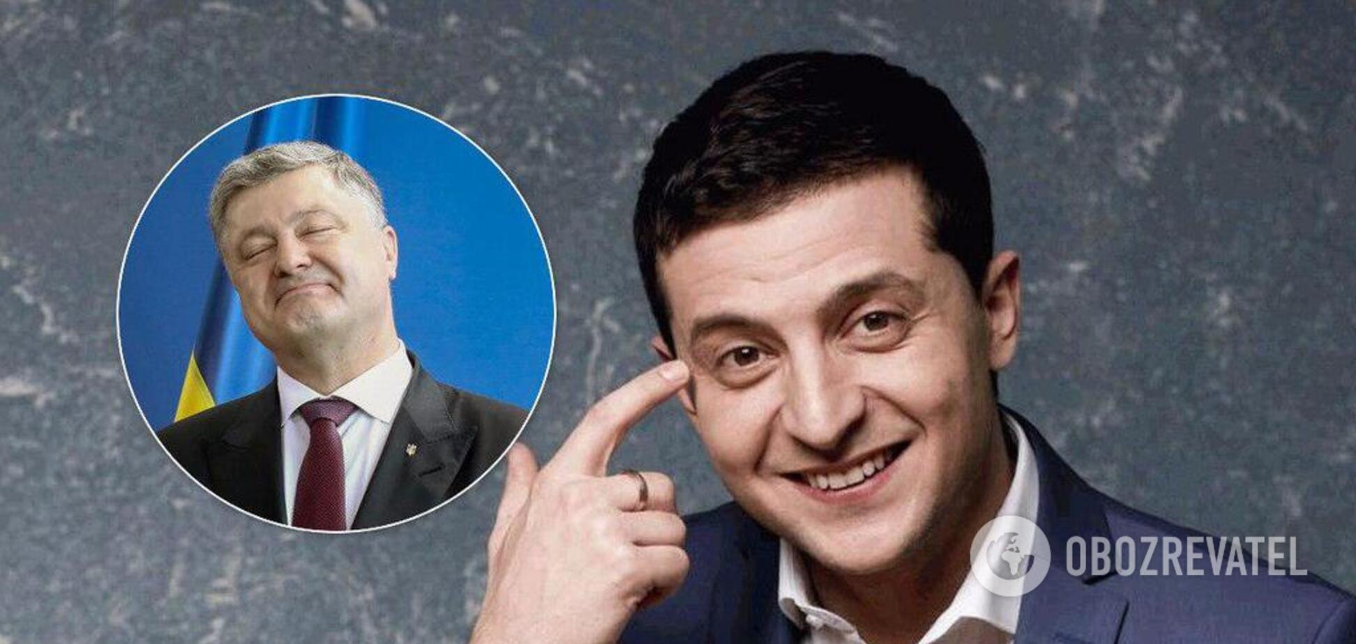 'Думали, вже дно, але знизу постукали': у Зеленського відповіли на ролик із 'вбивством' кандидата