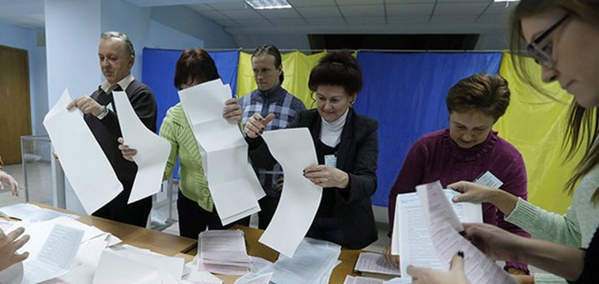 100% явка: на Донетчине заявили о масштабной фальсификации результатов выборов