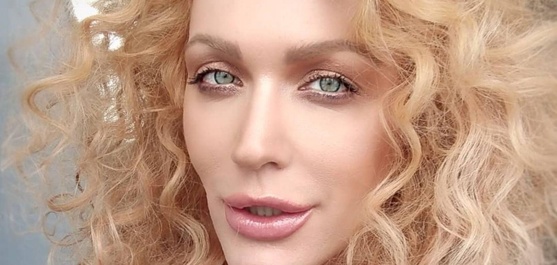 Популярна в Україні травесті-діва запаморочила голову пікантною фотосесією