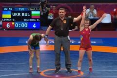 Три 'золота'! Украина произвела фурор на чемпионате Европы по борьбе