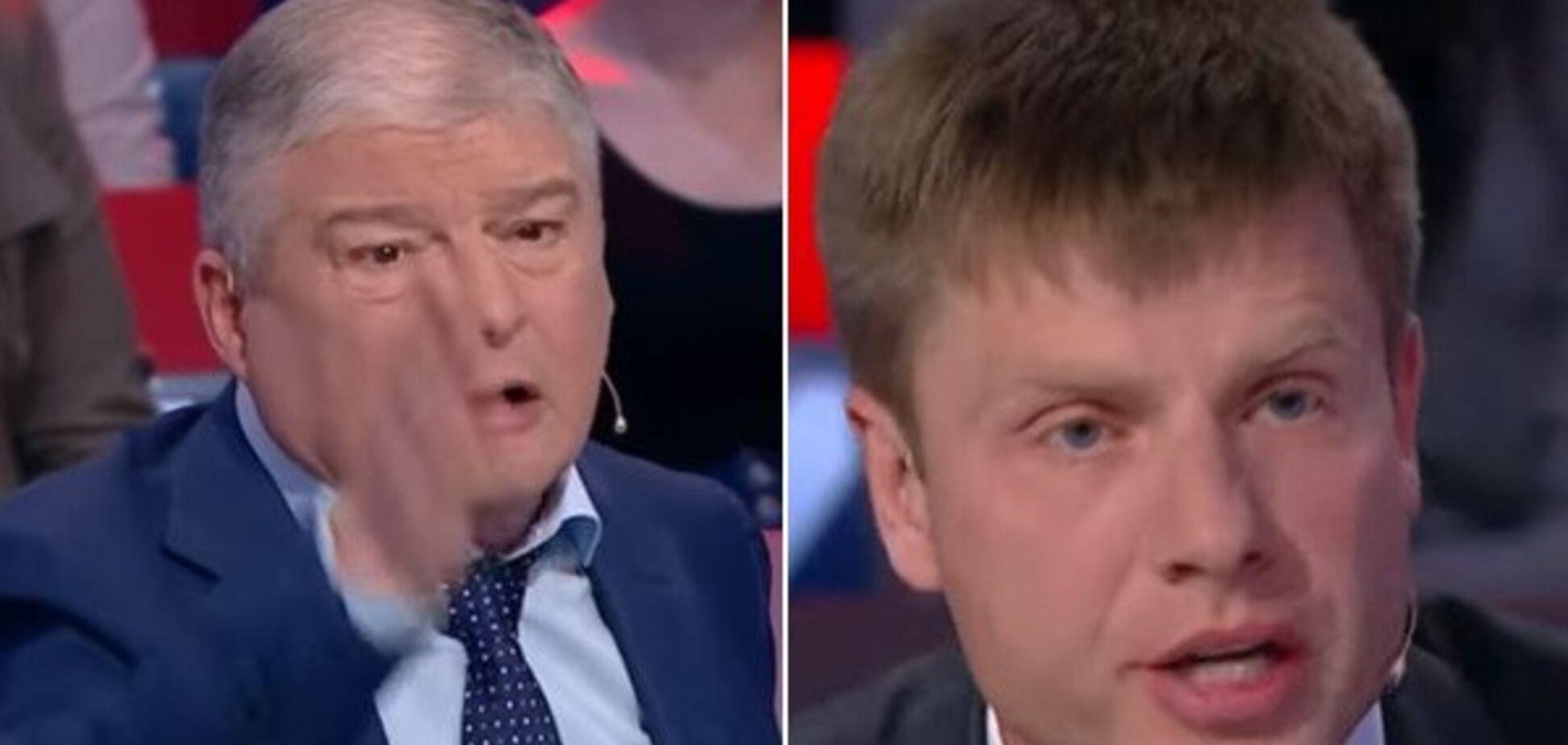 'Мерзость!' Нардеп и экс-министр сцепились из-за Порошенко