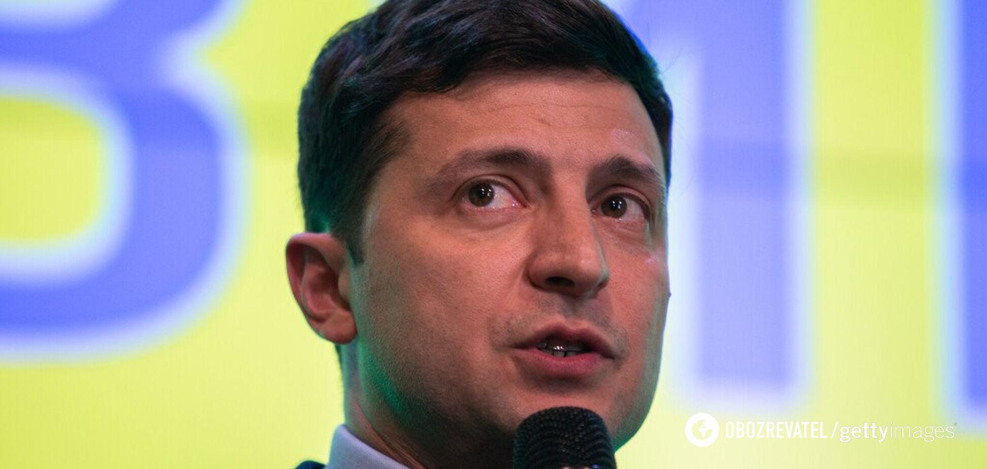 Зеленский поблагодарил Макрона за поздравления