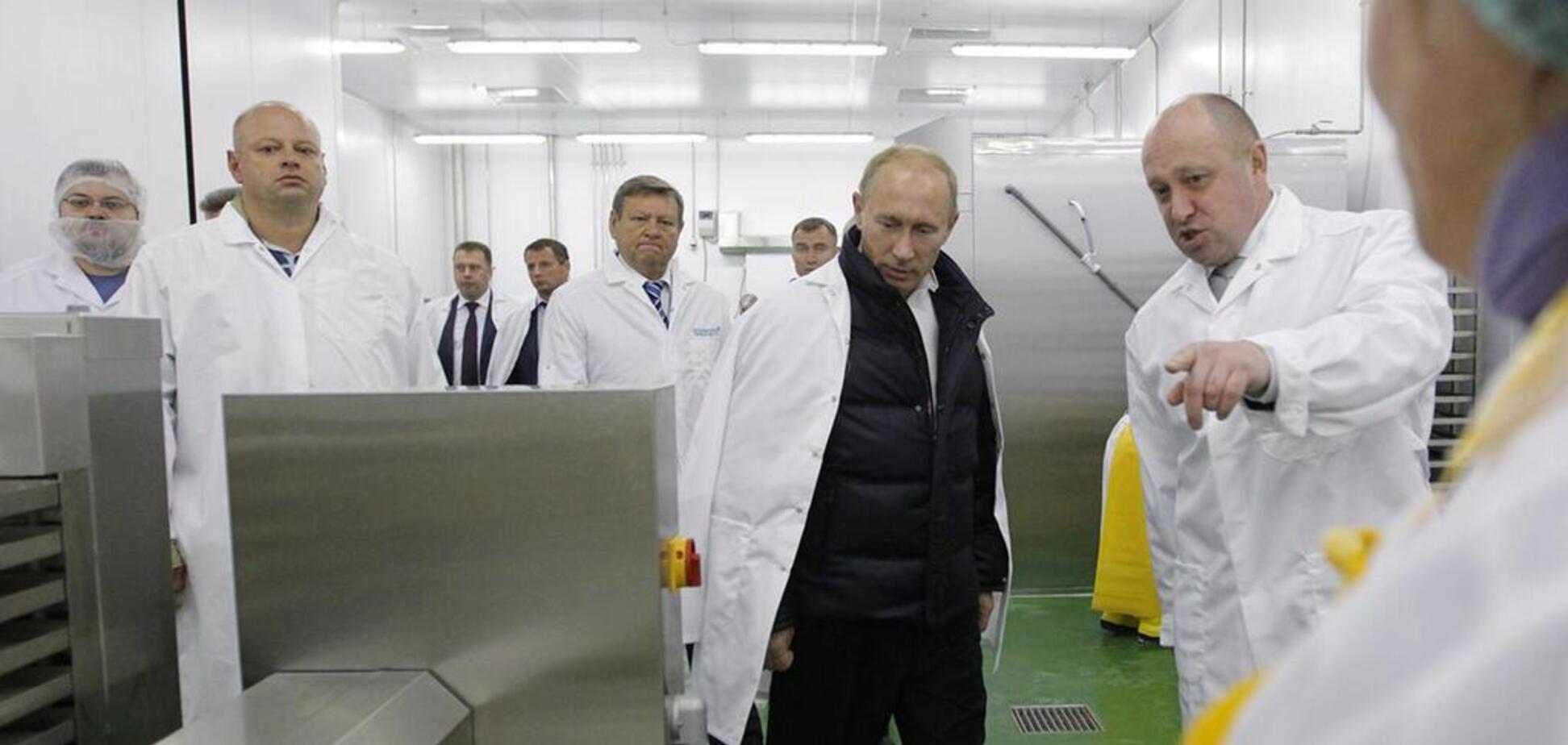 'Гибель' повара Путина: появилась первая официальная реакция России