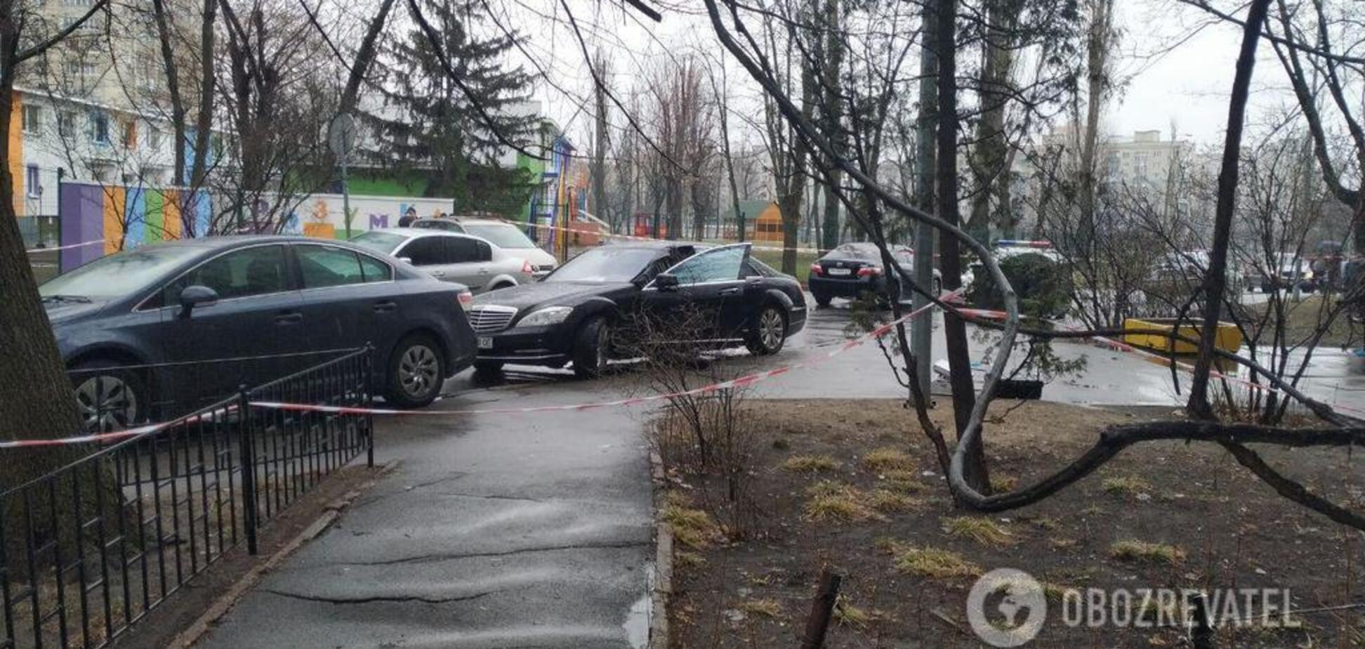 Подозревают полицейского: новые детали в деле об убийстве ювелира в Киеве