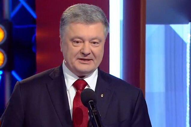 """""""Сегодня и здесь!"""" Порошенко вновь вызвал Зеленского на дебаты: он ответил"""