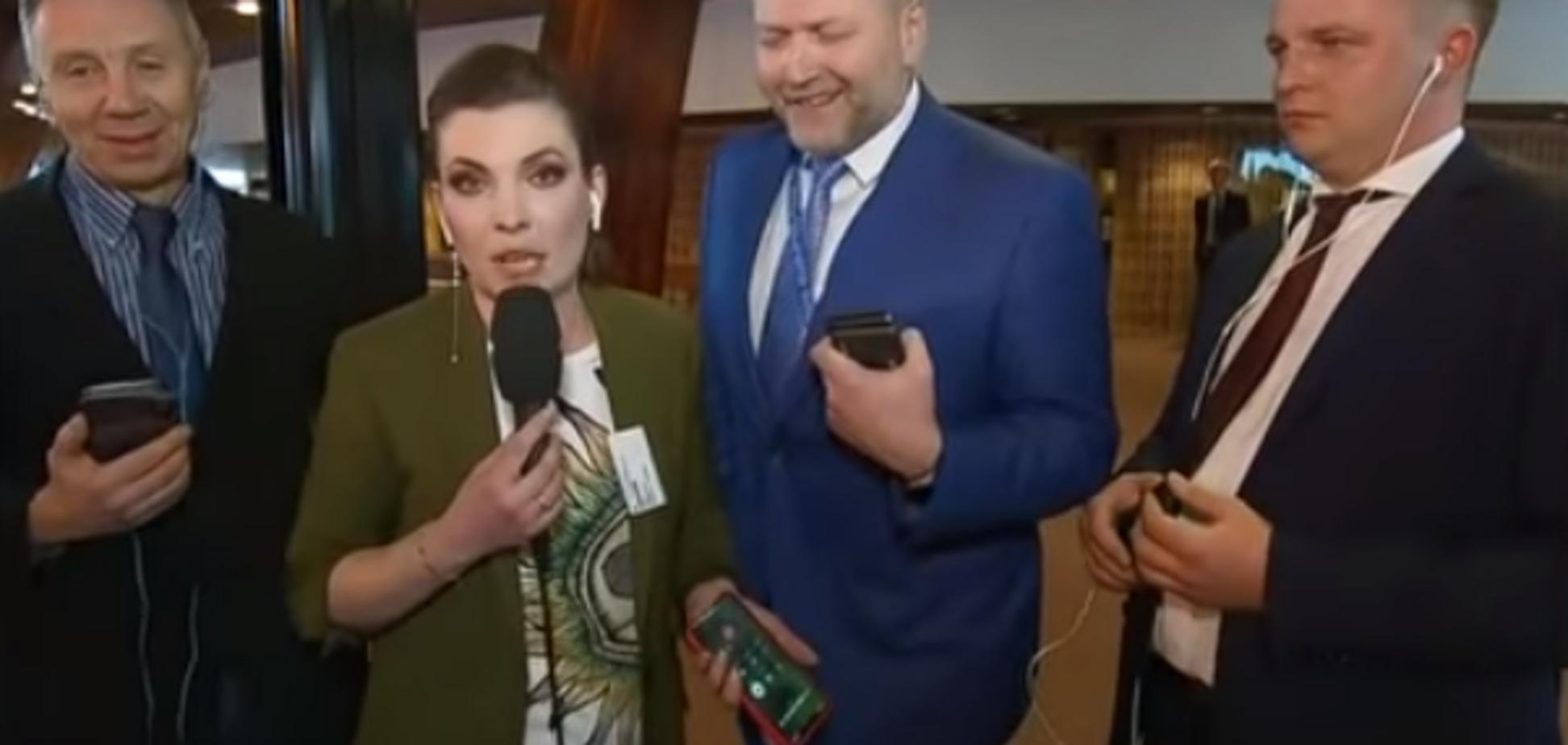 Береза и Скабеева