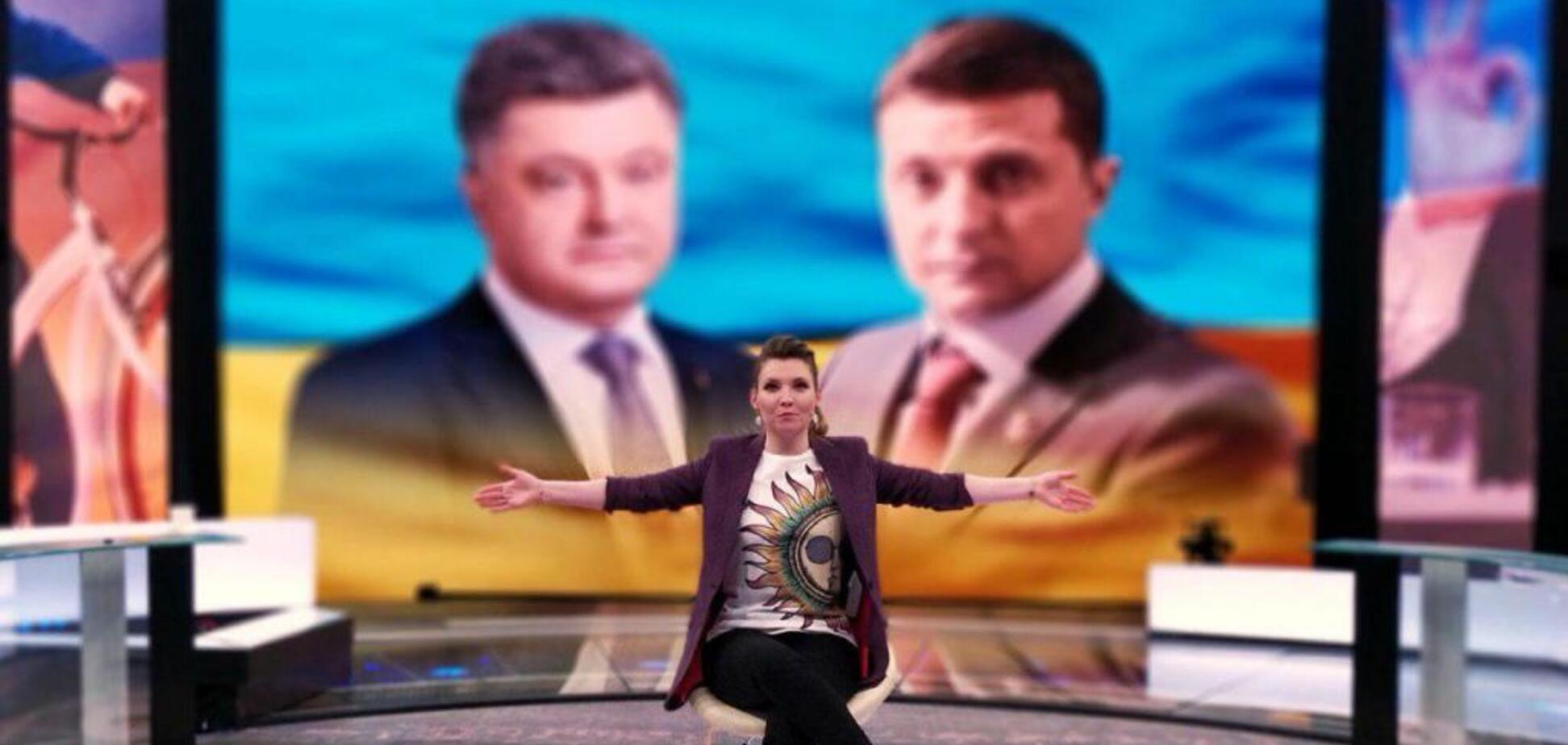 Поребрик News: в России взбесились из-за европейского вояжа Порошенко и Зеленского