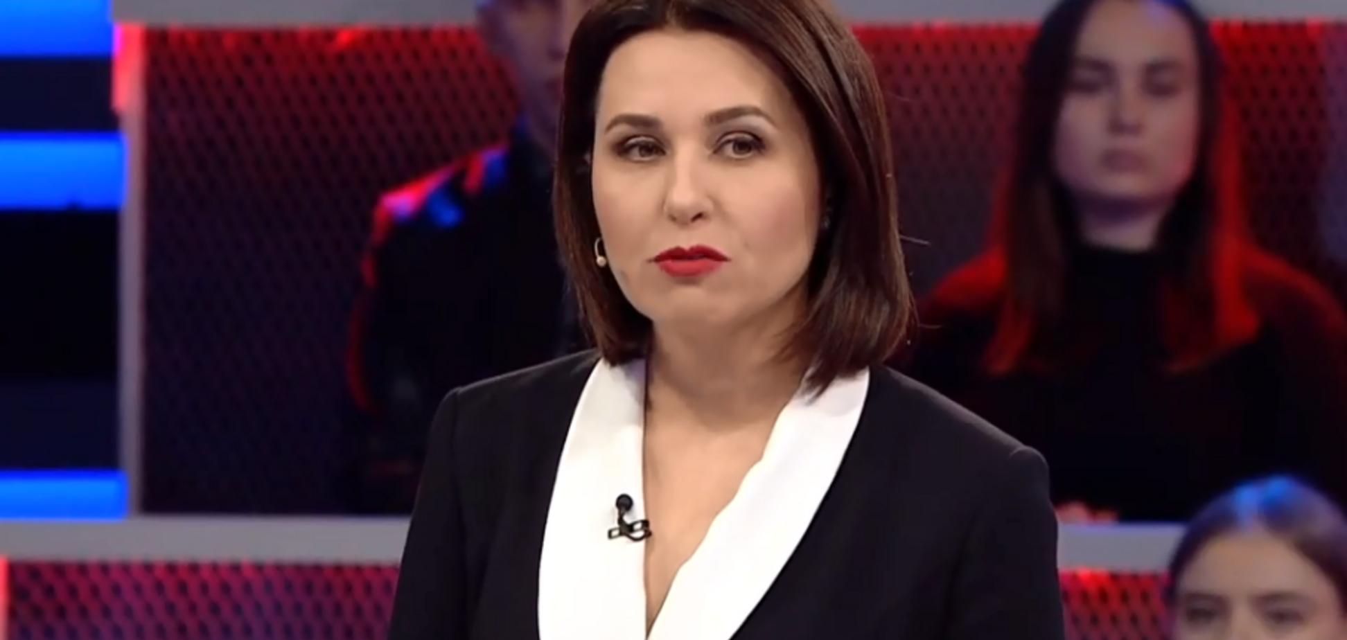 'Раша тудей отдыхает!' Ведущая 'Права на владу' назвала украинцев ботами: в сети скандал
